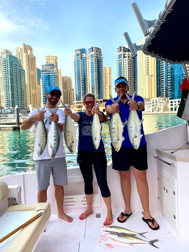 Dubai Sports  Fishing - rent yacht dubai