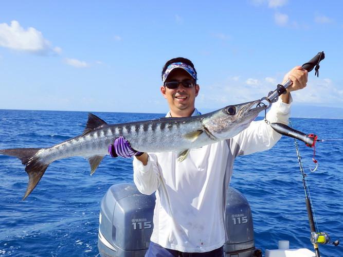 SPORT FISHING - DUBAI