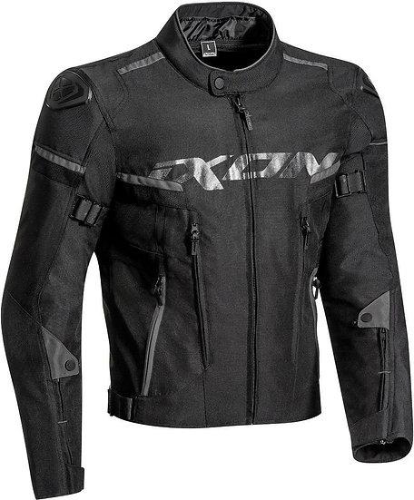 IXON Siroco Black textile Jacket
