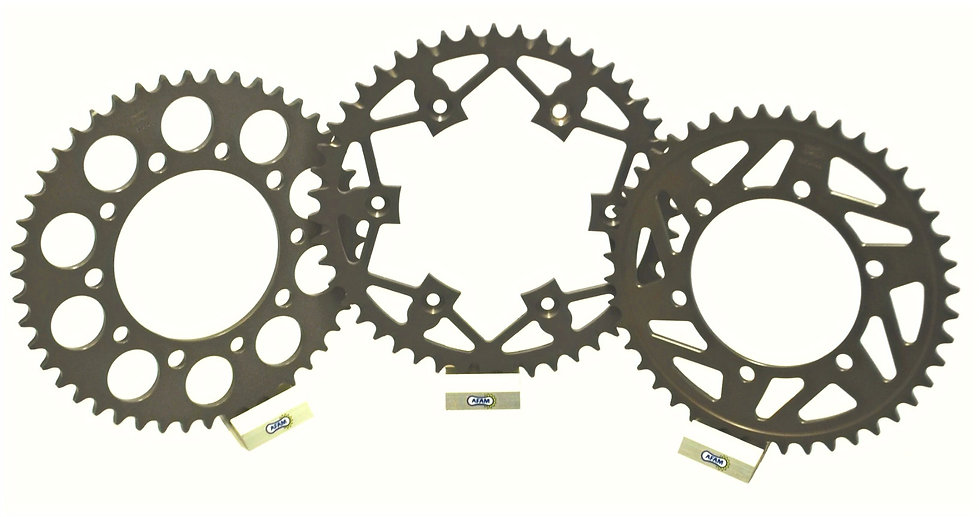 AFAM Rear Steel Sprocket 520