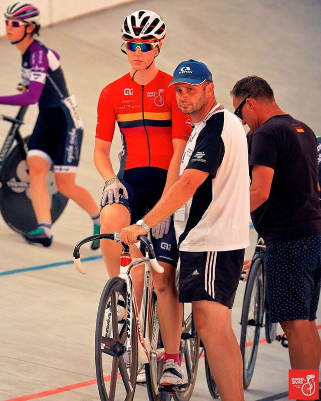 132. German Track Cycling Championships__Calm before comes the storm.