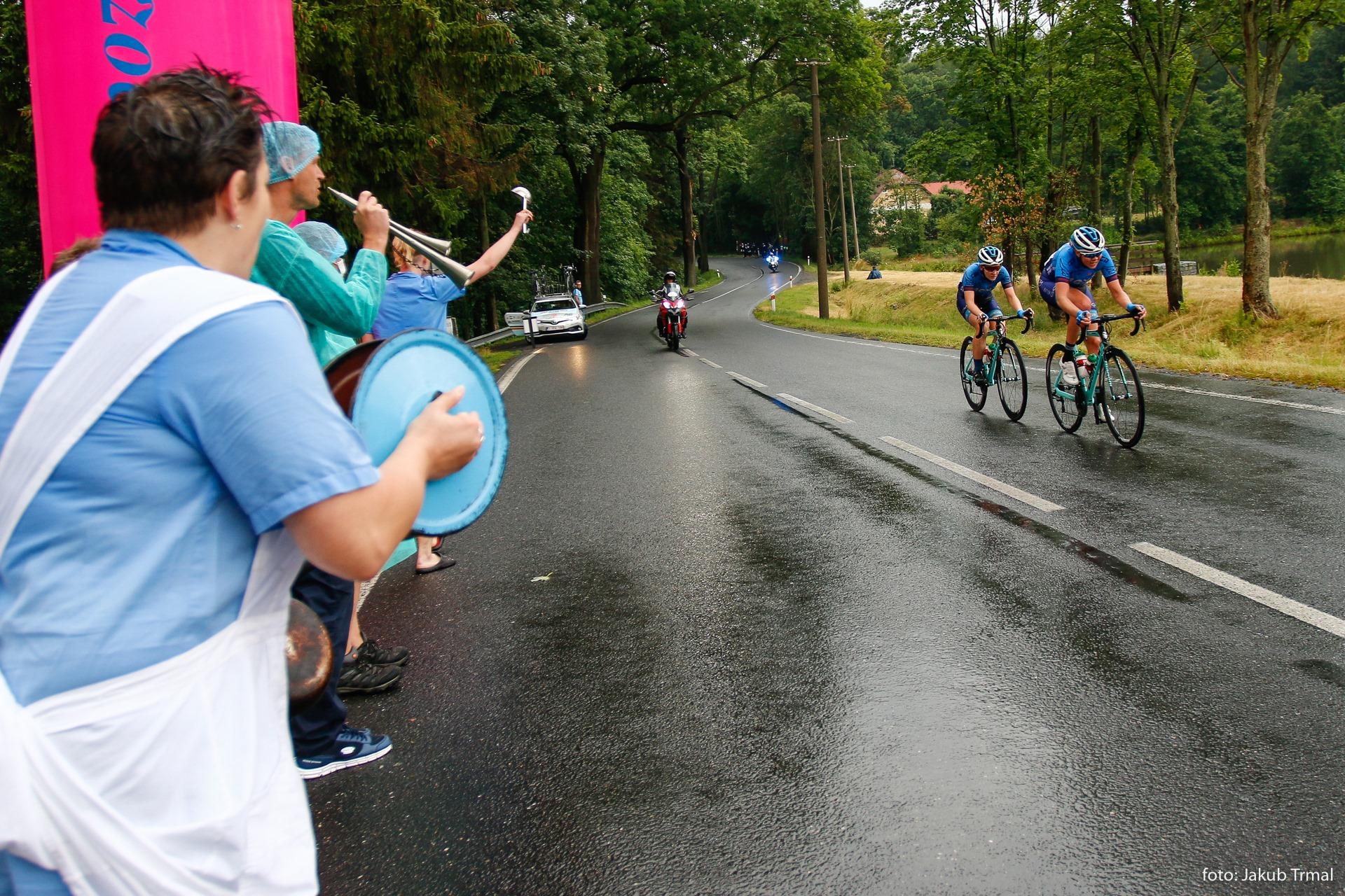 Tour de Feminin 4. Stage