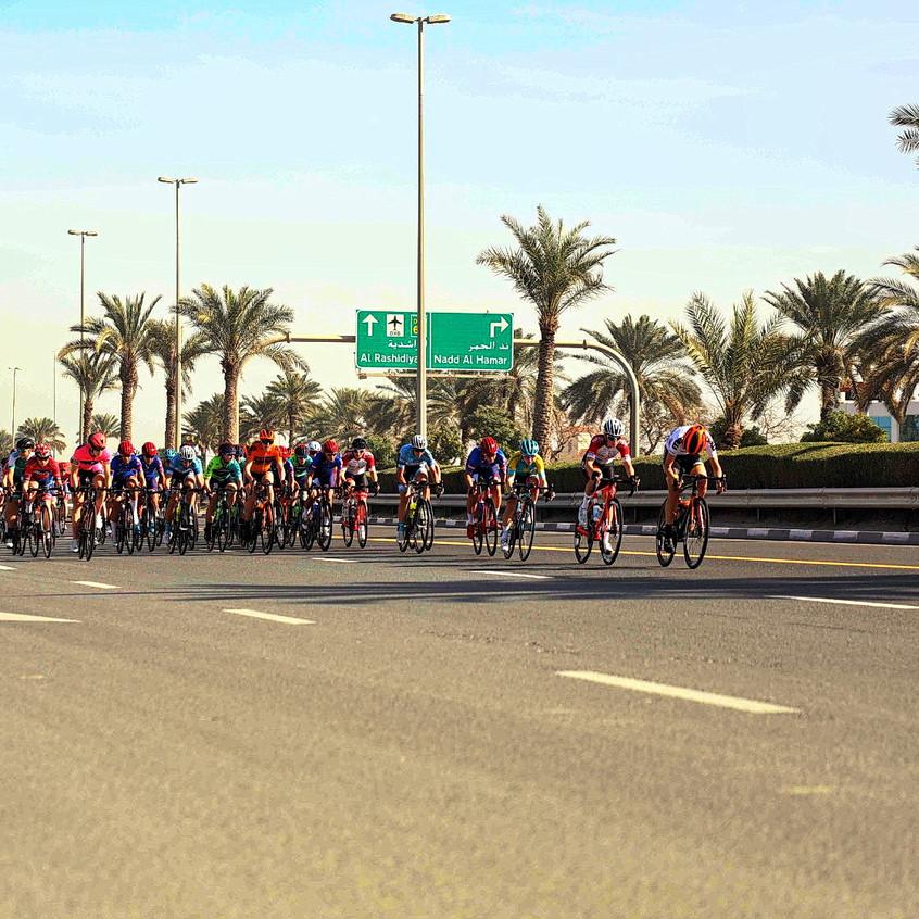 Dubai Women's Tour 2020