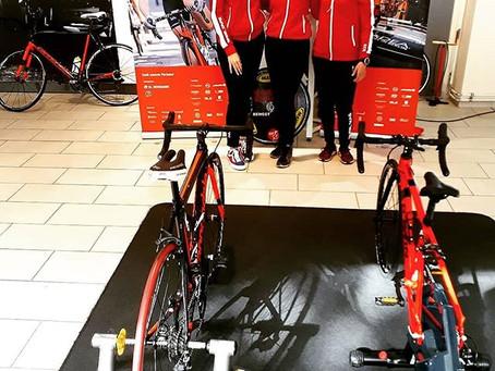 🇩🇪 Promotion für den Frauenradsport