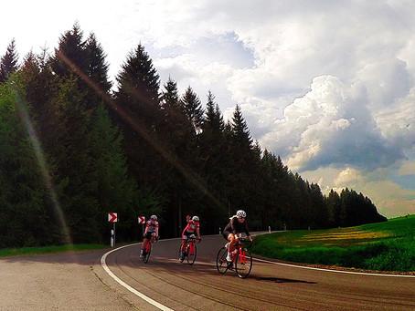 1. Rennen Rad- Bundesliga - Vorbereitung