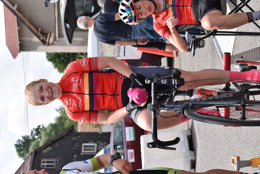 Tour de Feminin 1. Stage
