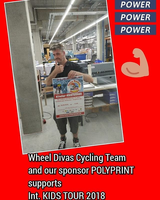 Wheel Divas and Polyprint supports Berli