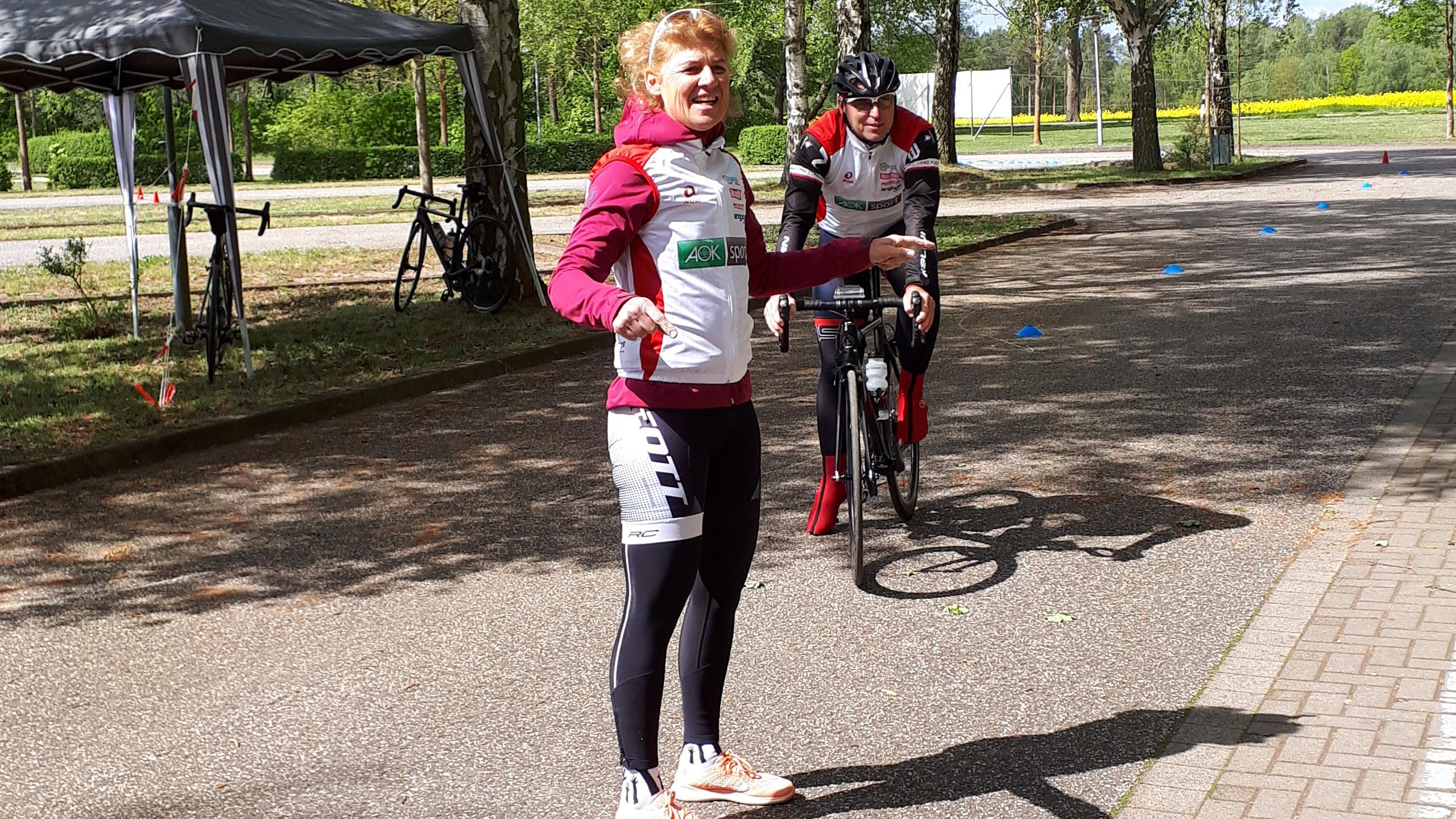 AOK Womens Bike Camp