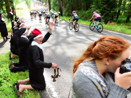 🇨🇿 Wheel Divas bei UCI- Tour de Feminin