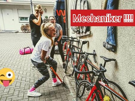 Bundesligarennen in Merdingen