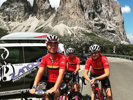 Giro delle Dolomiti - 3.Tag - Königsetappe
