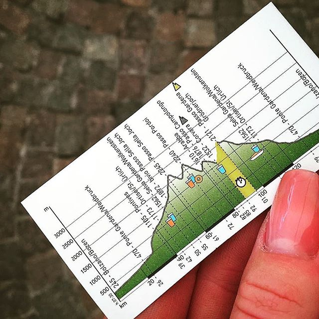 🚲🏆 3.  stages Sellaronda 🇮🇹 _girodelledolomiti._,_Enough passes today_ No. We're not the fastest but we will finish it