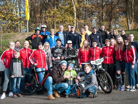 🇩🇪 Radsport trifft Motorsport oder Alles ohne Bremse