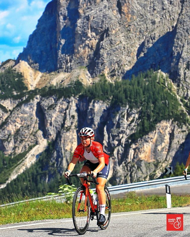 🚲🏆 3. stages Sellaronda 🇮🇹 _girodelledolomiti on top 2245m. ,__Yeserdays race goes about 155 km and 3275 height meters