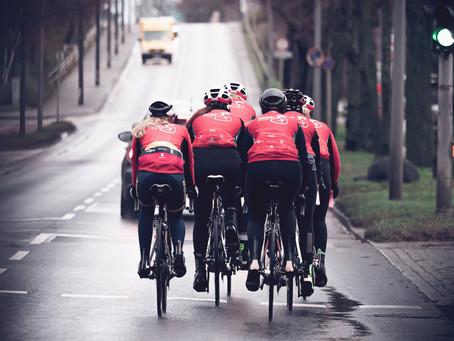🇩🇪 Berlin. Frauenradsport. Weiter geht´s in 2020.