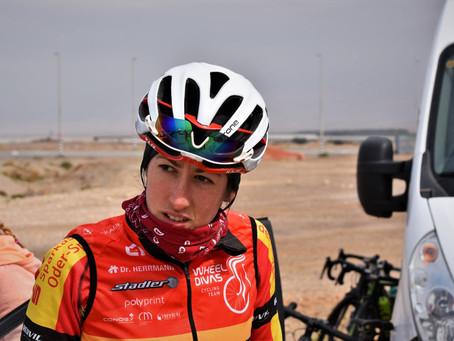 🇮🇱 UCI- Bergzeitfahren Scorpions' Pass - und sehr gute Platzierungen