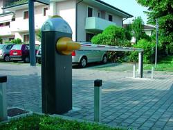 barrière routière pour parking