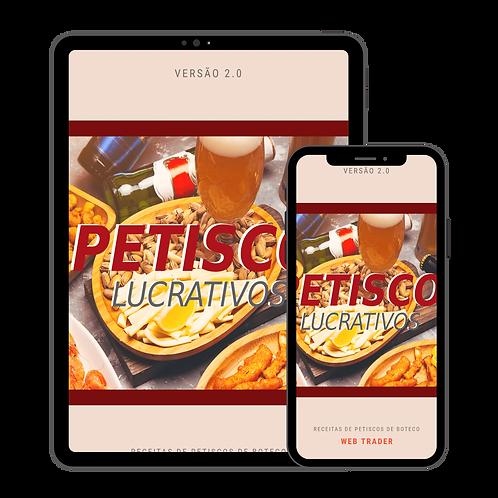 Kit Ebooks Petiscos Lucrativos