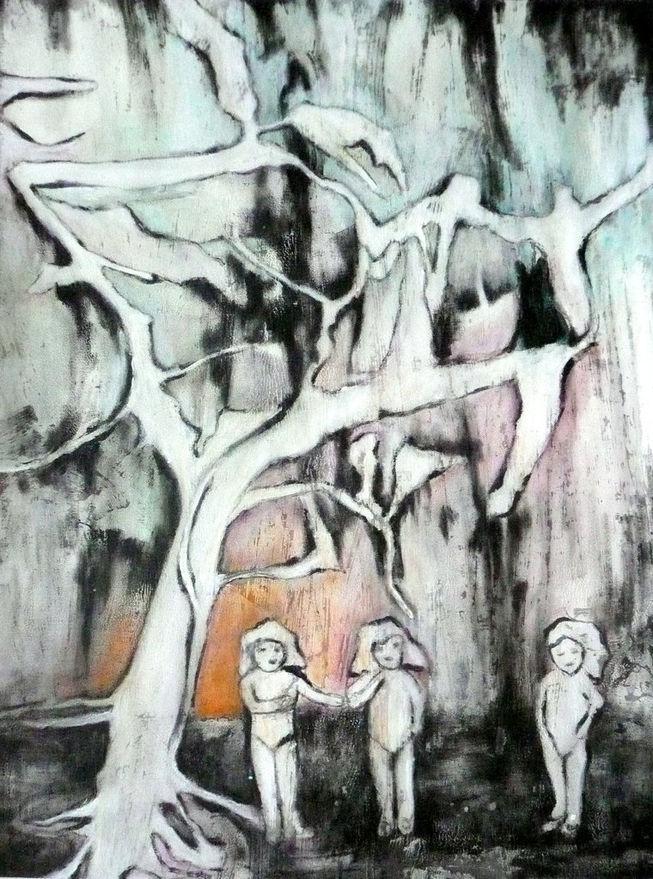 Forêt féerique - Fairy forest