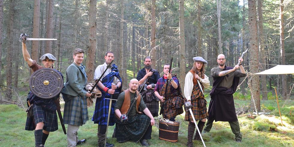Primal Highlander Survival Course