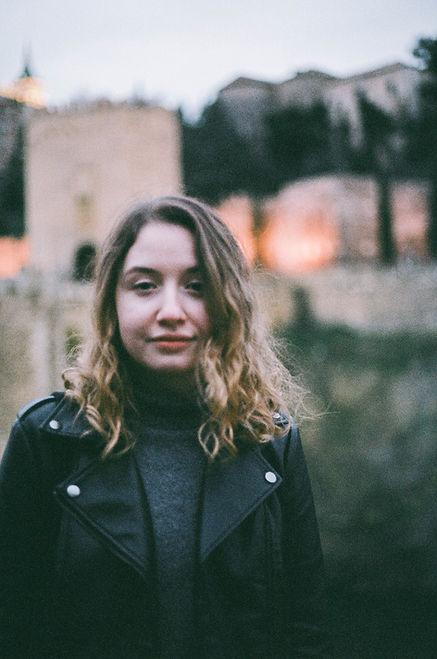 Portrait of Melissa Neira UX/UI Designer and Researcher