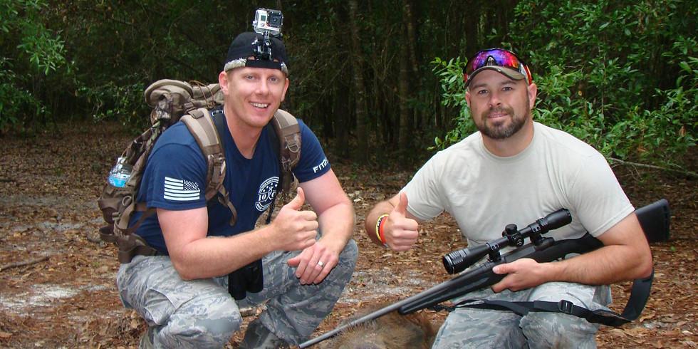 McCollough Creek Warrior Hunt
