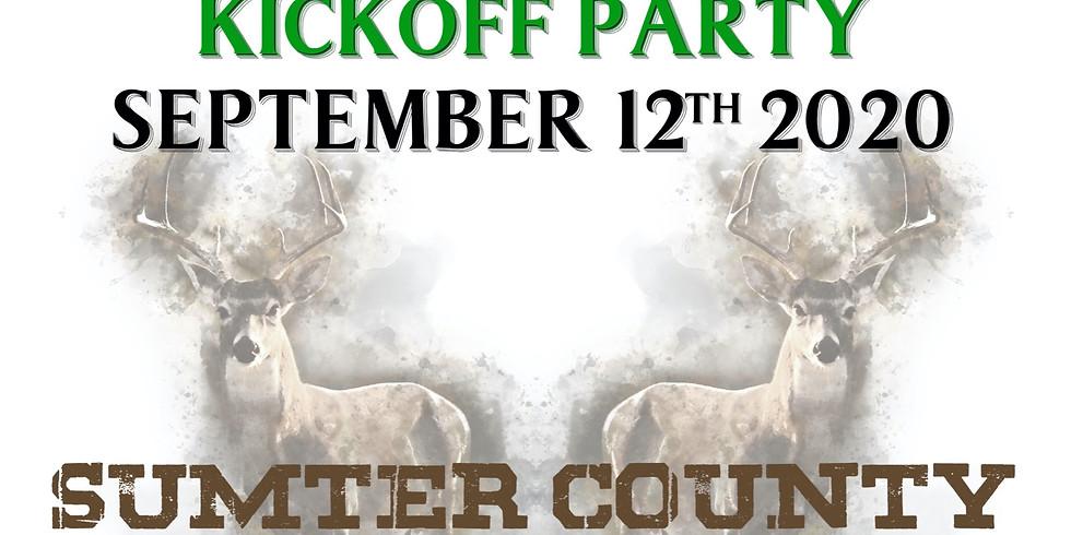 Hunting Season Kickoff Party