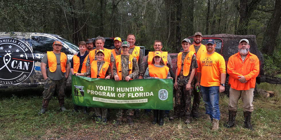 Thanksgiving Youth Hunt