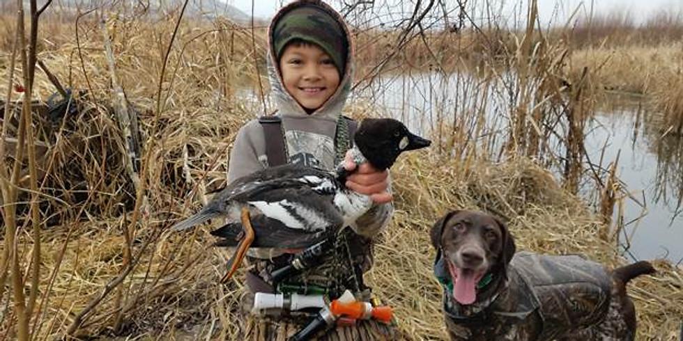 Youth Duck Hunt - Emeralda Marsh