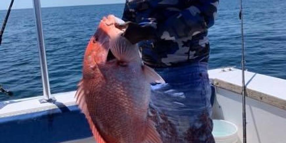 Warrior Offshore Fishing Trip