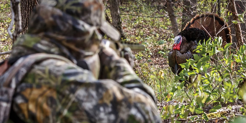 Women & Warrior's Turkey Hunt