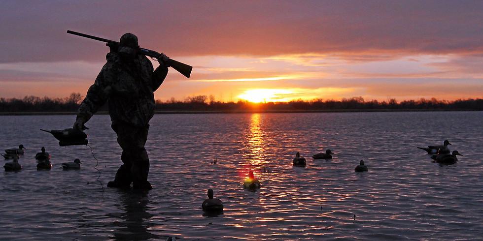 Warrior Duck Hunt