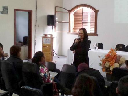 Profissionais da Água Viva participam de curso de Prevenção de Recaídas