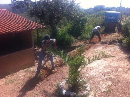 Água Viva reduz gasto de água com separação de encanamento