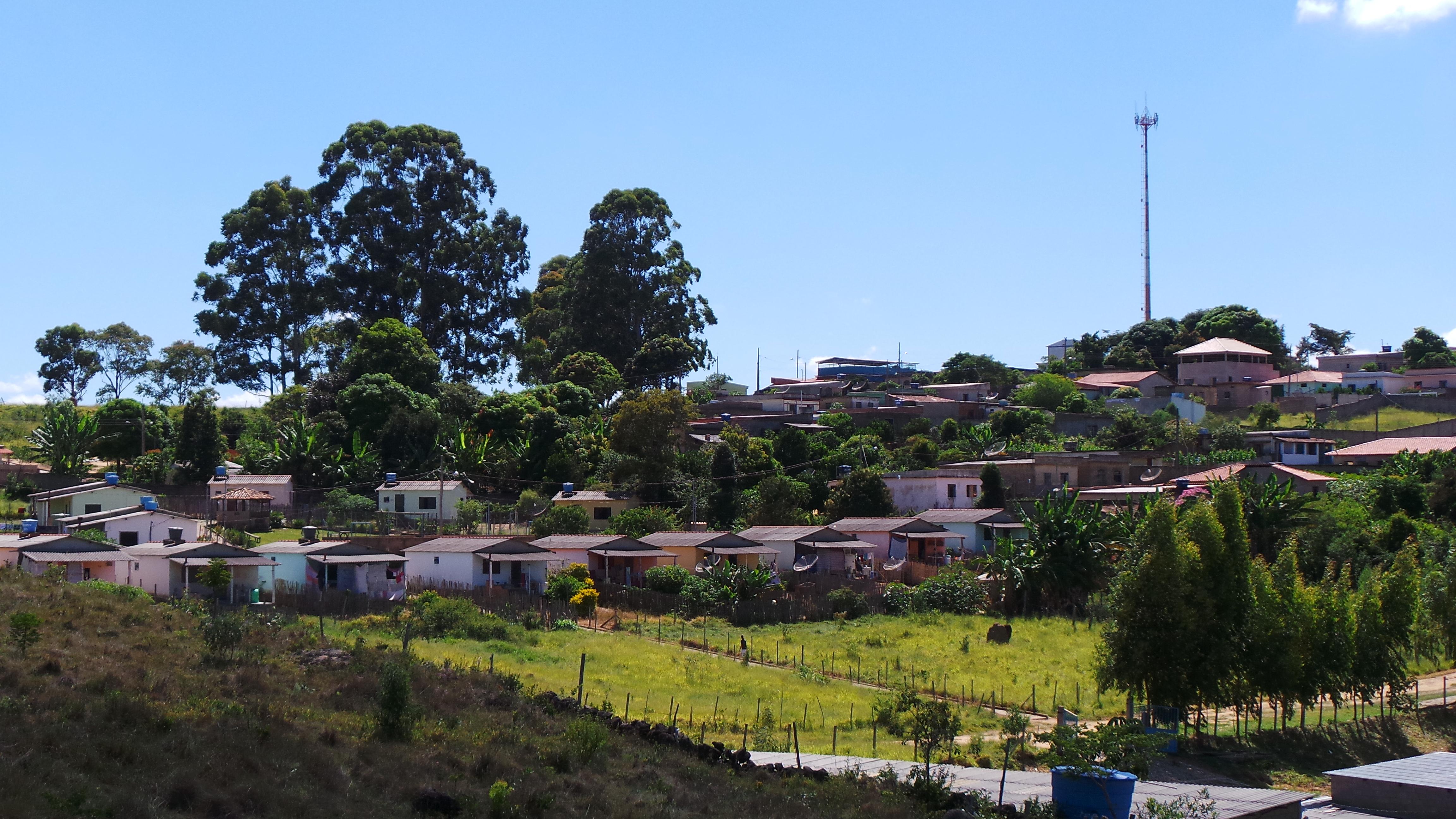 VISÃO GERAL - CASAS SOCIAIS