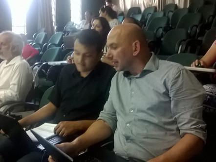Água Viva participa de treinamento para elaboração de projetos