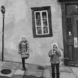 Kids in Quebec City