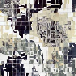 """Sutton Corridor 2 40 x 30"""" Oil on Paper"""