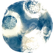 Camas_4_Cyanotype_on_Paper_7x7_Laurey_Be