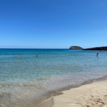 Beautiful Ibiza Beaches