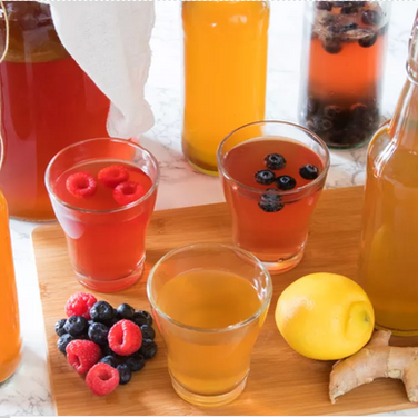 Flavoured Water Kefir