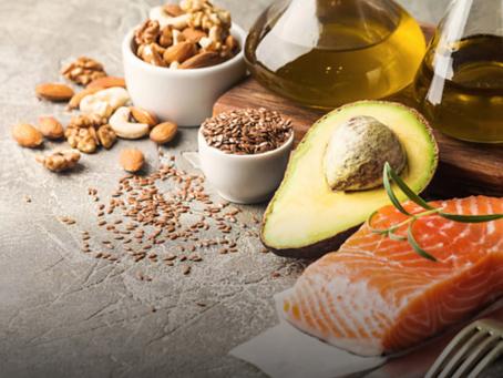 Omega 3:omega 6 ratios & inflammation
