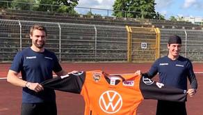 +++Nun ist es amtlich: Grizzlys Wolfsburg und peakzone verkünden ihre Partnerschaft+++