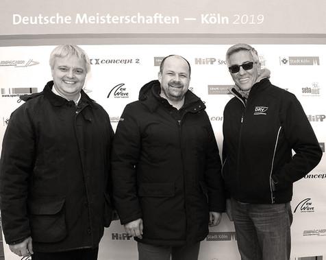 BREEZE SPORTS freut sich über die Zusammenarbeit mit dem Deutschen Ruderverband
