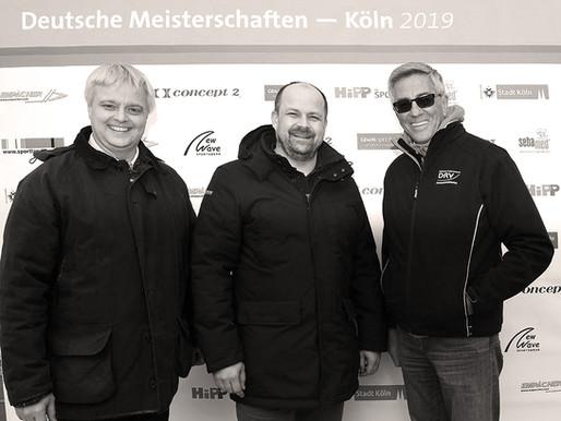 BREEZE SPORTS geht beim Deutschen Ruderverband ins Boot