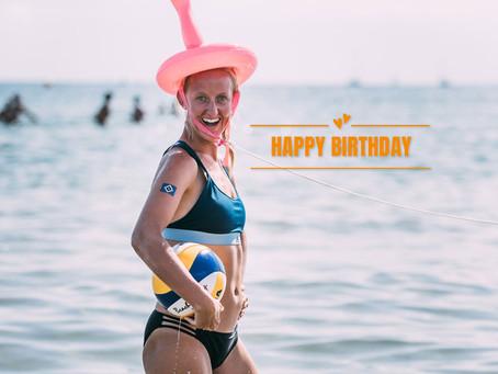 Alles Gute zum Geburtstag liebe Lena