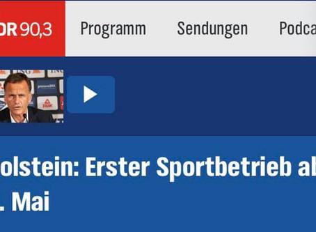 Hamburg öffnet die Sportanlagen Anfang Mai