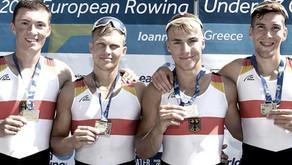 U23-Team holt sieben EM-Medaillen in Ioannina