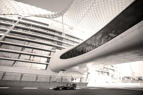Zweigeteiltes Saisonfinale für Jannes Fittje in Abu Dhabi