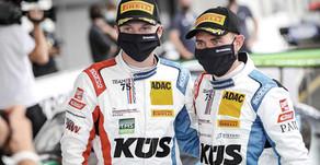Jannes Fittje verliert nach starker Leistung Nürburgring-Podium im ADAC GT Masters